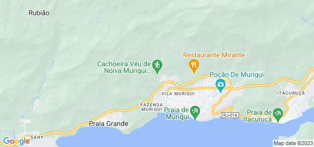 Cachoeira Véu de Noiva, Muriqui - RJ