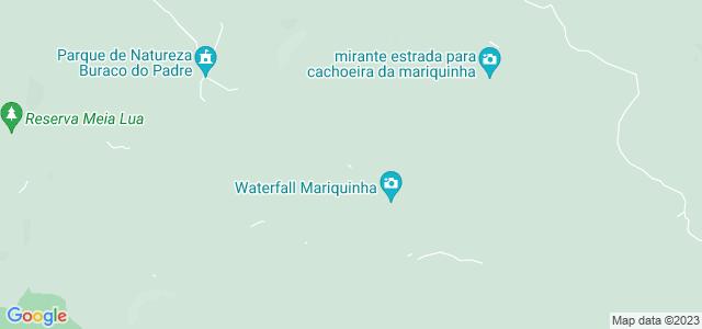 Cachoeira da Mariquinha, Ponta Grossa - PR