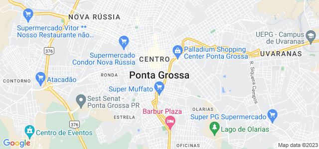 Cachoeira da Marquinha, Ponta Grossa, Paraná