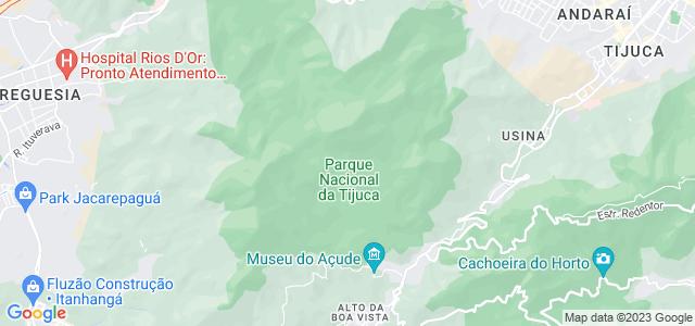 Cachoeira das Almas, Parque Nacional da Tijuca - RJ