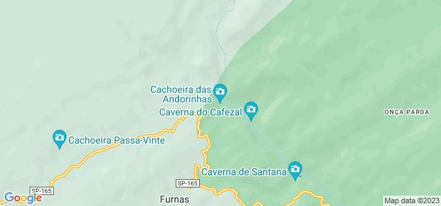 Cachoeira das Andorinhas, PETAR - SP