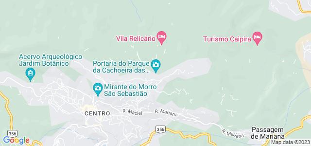 Cachoeira das Andorinhas, Parque Natural Municipal Cachoeira das Andorinhas, Ouro Preto - MG