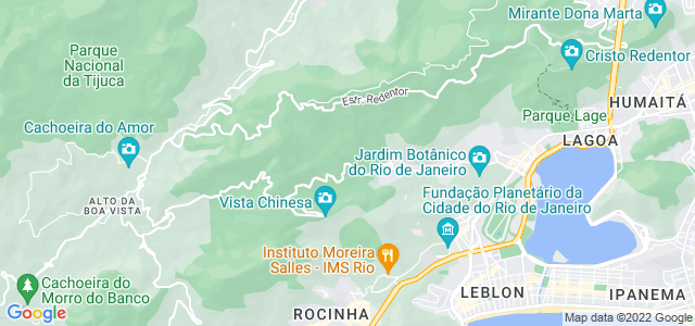 Cachoeira do Chuveiro, Horto, Rio de Janeiro