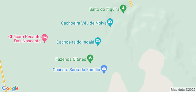 Cachoeira do Indaiá, Formosa, Goiás