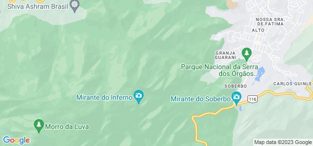 Cachoeira do Papel, Parque Nacional Serra dos Órgãos, Rio de Janeiro - RJ