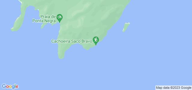 Cachoeira do Saco Bravo, Paraty - RJ