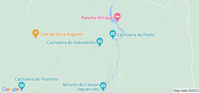 Cachoeira do Sobradinho, Sengés, Paraná
