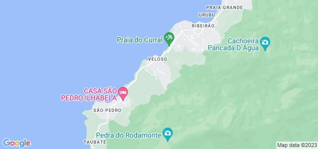 Cachoeira do Veloso, Parque Estadual de Ilhabela, São Paulo