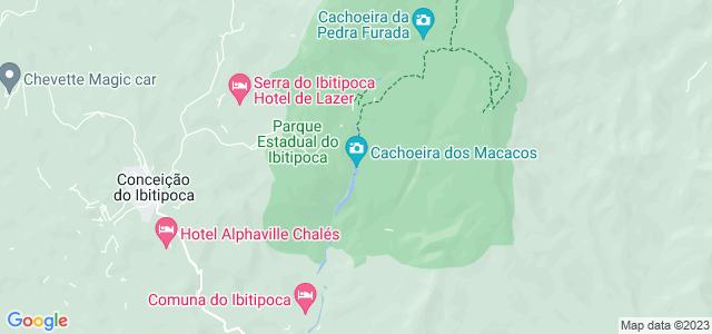 Cachoeira dos Macacos, Parque Estadual do Ibitipoca, Minas Gerais - MG