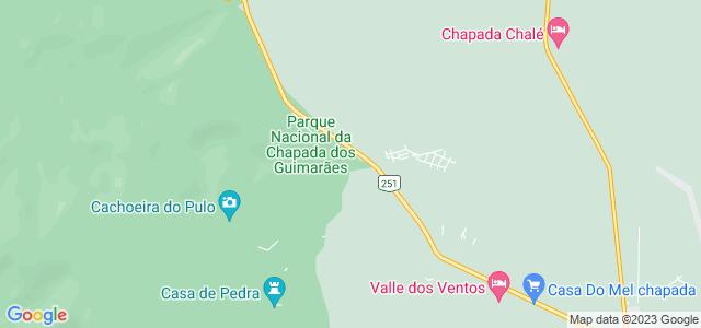 Cachoeira dos Namorados, Parque Nacional da Chapada dos Guimarães, Mato Grosso