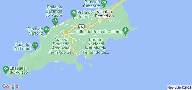 Cacimba do Padre, Parque Marinho de Fernando de Noronha, Pernambuco