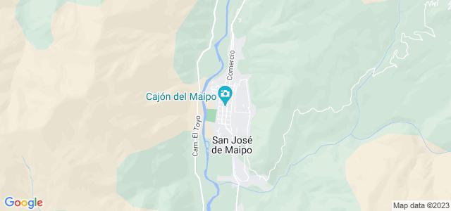 Cajon del Maipo, San José de Maipo, Chile