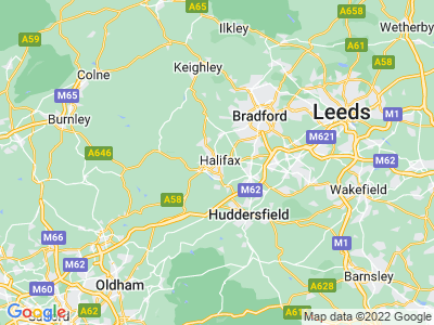 Personal Injury Solicitors in Calderdale