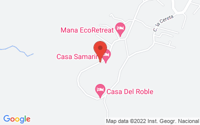 Map of Calle Los Roques, Yaiza, Spain