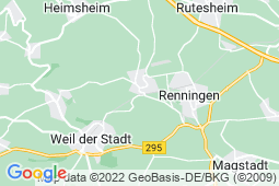Calwer Straße 11, 71272 Renningen (Malmsheim) bei Leonberg, DE