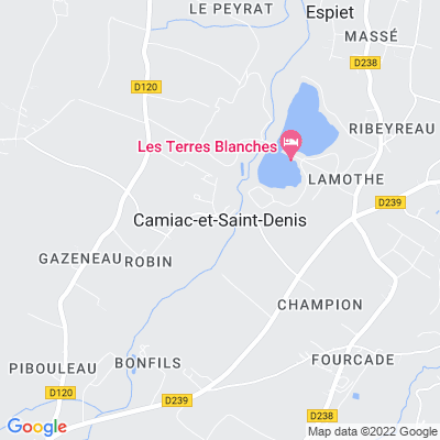 bed and breakfast Camiac-et-Saint-Denis