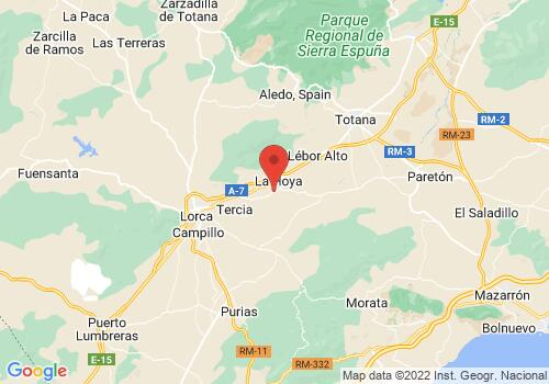Localisation de AGRICOLA EL NIÑO DEL CAMPO