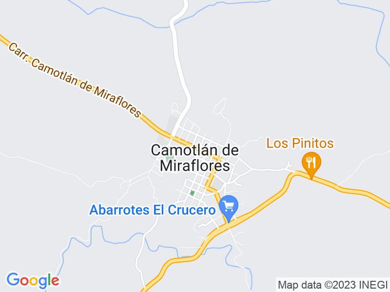 Camotlán de Miraflores, Colima