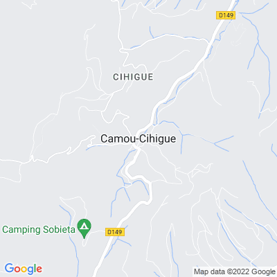 bed and breakfast Camou-Cihigue