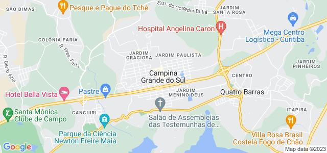 Campina Grande do Sul - PR - Brasil