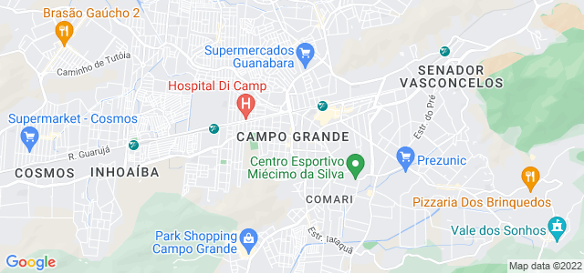 Campo Grande, Zona Oeste do Rio de Janeiro.