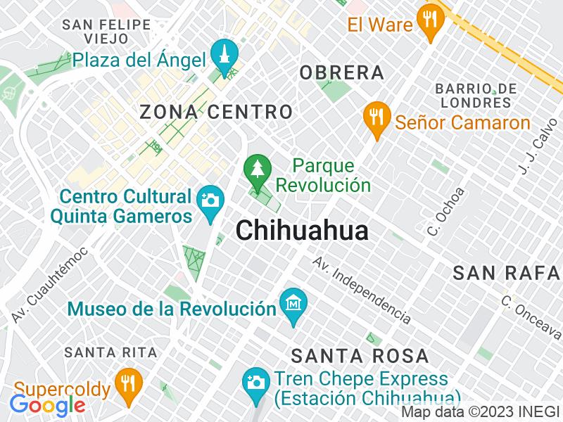 Campo Número Cientosiete, Chihuahua