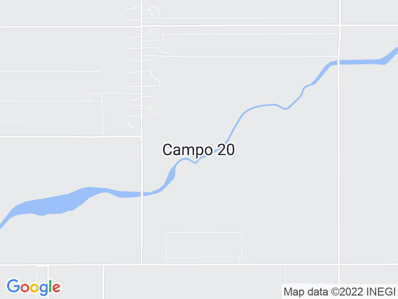 Campo Número Veinte, Chihuahua