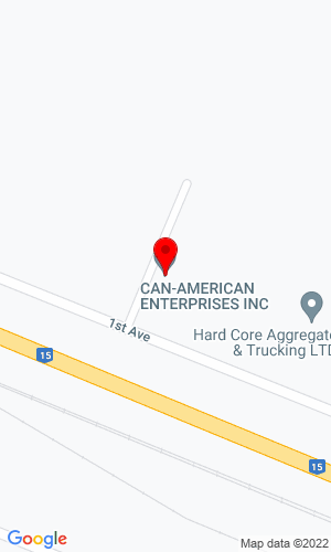 Google Map of Can-American Enterprises 755 1st Avenue, Kelliher, SK, S0A 1V0