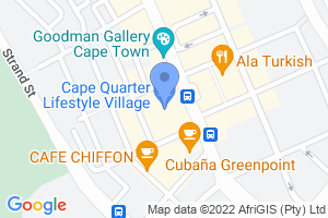 Cape Quarter Lifestyle Centre, 10 Jarvis Street, Green Point