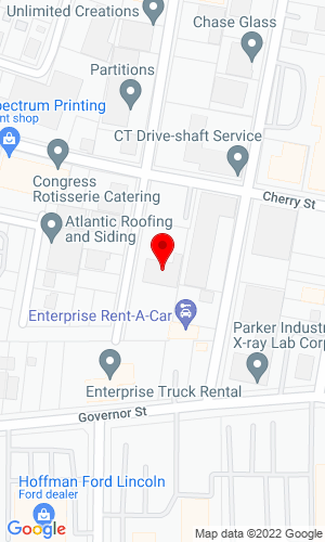 Google Map of Capitol Rentals 30 Charles Street, East Hartford, CT, 06108
