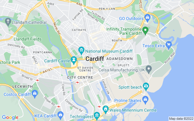 Cardiff Survey Quotes
