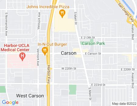 payday loans in Carson
