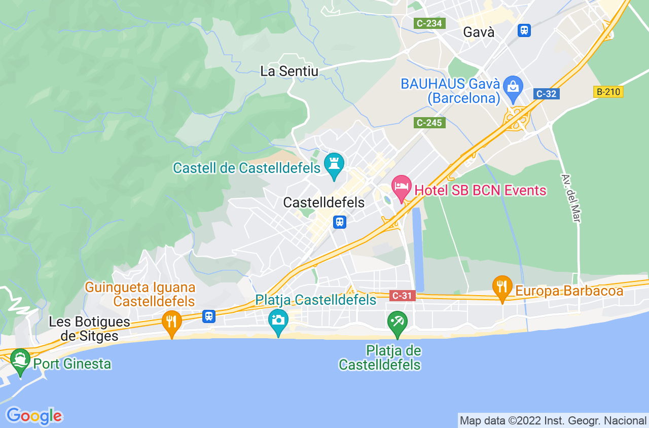 Free WiFi Castelldefels