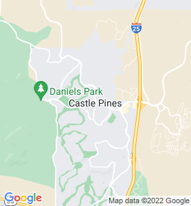 Castle Pines CO Map