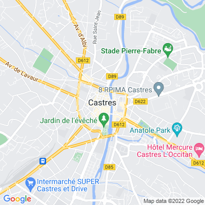 bed and breakfast Castres
