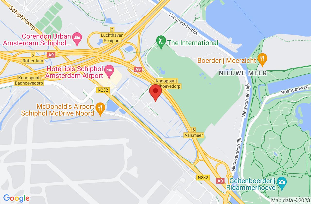 Terremark Netherlands on Google Maps