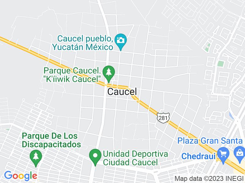 Caucel, Yucatán