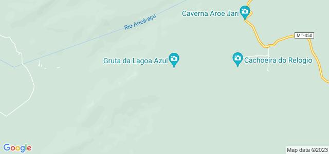 Caverna Kiogo Brado, Chapada dos Guimarães,  Mato Grosso - MT