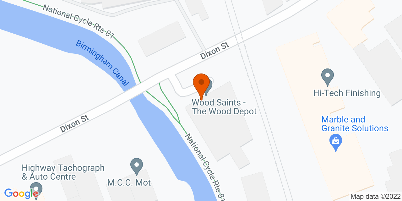 Wood Saints Location