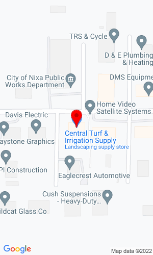 Google Map of Central Turf & Irrigation Supply 5 Nepperhan Avenue, Elmsford, NY, 10523