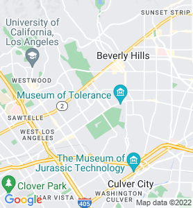 Century City CA Map