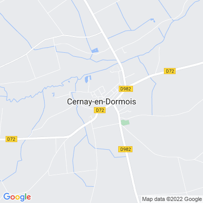 bed and breakfast Cernay-en-Dormois