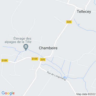 bed and breakfast Chambeire