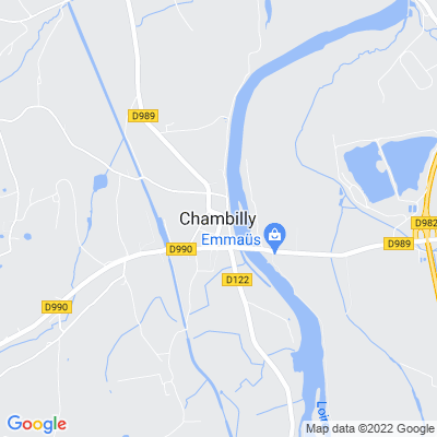 bed and breakfast Chambilly