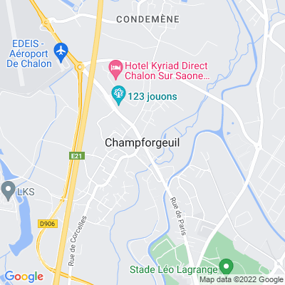 bed and breakfast Champforgeuil