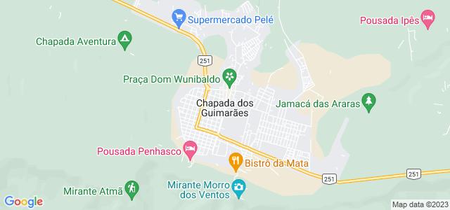 Chapada dos Guimarães, Mato Grosso
