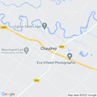 bed and breakfast Chaudrey