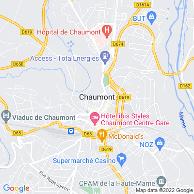 bed and breakfast Chaumont