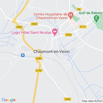 bed and breakfast Chaumont-en-Vexin