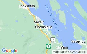 Map of Chemainus Garden & RV Park